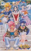 Télécarte Japon / 110-016 - MANGA - SEGA SATURN - ANIME Japan Phonecard Jeu Video Game - NFS 10192 - Comics