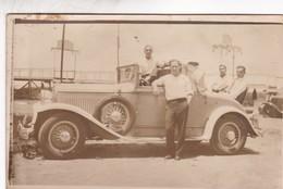 AUBURN-AUTOMOVIL CAR ANTIQUES OLD ANTIGUOS VINTAGE NON CIRCULEE CIRCA 1930s - BLEUP - Buses & Coaches