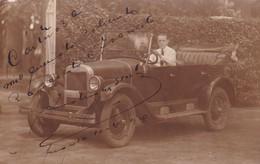 AUSTIN HEAVY-AUTOMOVIL CAR ANTIQUES OLD ANTIGUOS VINTAGE VOYAGEE CIRCA 1938 - BLEUP - Buses & Coaches