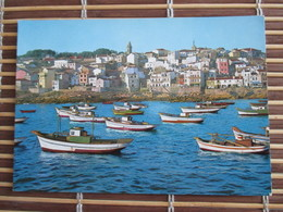 5949 Spain España Espagne Galicia Pontevedra La Guardia Vista Parcial 1968 - Non Classificati