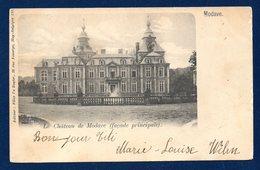 Modave (Liège). Le Château De Modave. Façade Principale. 1901 - Modave