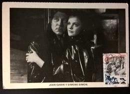 CARTOLINA JEAN GABIN - Cinemania