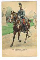 Uniforme. Chasseur à Cheval. Cavalier. Illustrateur Alphonse LALAUZE ( T.u.84) - Uniformen