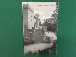 Cartolina Felizzano - Castello Di Redabue - 1908 - Alessandria