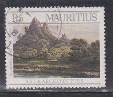 MAURITIUS Scott # 664 Used - Mountains - Mauritius (1968-...)