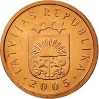 Monnaie, Latvia, Santims, 2005, SUP, Copper Clad Steel, KM:15 - Lettonie