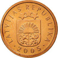 Monnaie, Latvia, Santims, 2005, SUP, Copper Clad Steel, KM:15 - Latvia