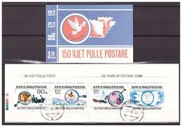 Albania 1990 Booklet 150 Yer Stamps Used - Albanië
