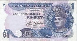 Malasia - Malaysia 1 Ringgit 1981 Pick 19A Ref 2 - Malasia