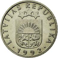Monnaie, Latvia, 50 Santimu, 1992, TTB, Copper-nickel, KM:13 - Lettonie