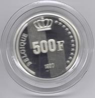 BOUDEWIJN * 500 Frank 1990   QP * BELGIQUE * Nr 9806 - 1951-1993: Baudouin I