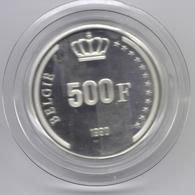 BOUDEWIJN * 500 Frank 1990   QP * BELGIE * Nr 9809 - 1951-1993: Baudouin I