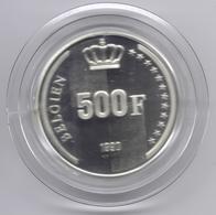 BOUDEWIJN * 500 Frank 1990   QP * BELGIEN * Nr 9811 - 1951-1993: Baudouin I