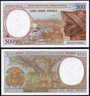 Guinea 500 Francs 2000 UNC P-501N-g - Guinea