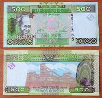 Guinea 500 Francs 2006 UNC - Guinée