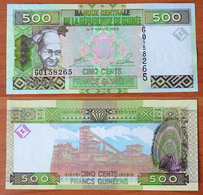 Guinea 500 Francs 2006 UNC - Guinea