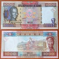 Guinea 1000 Francs 2006 UNC - Guinée