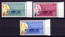 Philippines Pilipinas 1965, 2nd Asian Cycling Championship **, MNH - Filippijnen