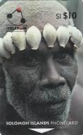 SOLOMON ISL.(GPT) - Man From Turarana, Sample(no CN) - Salomon