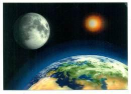 Trójwymiarowa Lenticulaire 3D - Kosms Cosmos - Astronomia