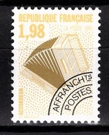 FRANCE  1992 / 1993 - Y.T. N° 214  - PREO NEUF** - Préoblitérés