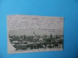 CPA  -   CHATEAU SALINS - Vue D'ensemble  - ANNEE 1900 - Chateau Salins