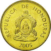 Monnaie, Honduras, 5 Centavos, 2005, SPL, Laiton, KM:72.4 - Honduras