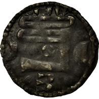 Monnaie, France, Orléanais, Anonymes, Denier, Châteaudun, TB+, Argent - 476-1789 Monnaies Seigneuriales