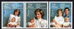 NEW ZEALAND, 1985 HEALTH 3 MNH - New Zealand