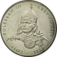 Monnaie, Pologne, King Boleslaw III Krzywousty, 50 Zlotych, 1982, Warsaw, TTB+ - Pologne