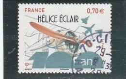 FRANCE 2016 HELICE ECLAIR 100 ANS OBLITERE - YT 5085 - - France