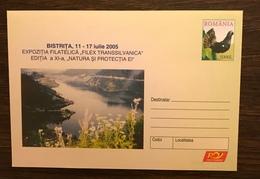 ROMANIA 2005 Postal Stationery PSE Birds Grouse Mint - Birds