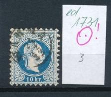 Österreich-Klassik -netter Stempel.....    (ed1731   ) Siehe Scan - 1850-1918 Imperium