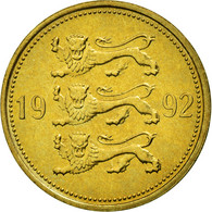 Monnaie, Estonia, 50 Senti, 1992, SPL, Aluminum-Bronze, KM:24 - Estonie