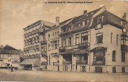 KNOKKE  KNOCKE - ZOUTE HOTEL PAUWELS ET VILLAS - Knokke