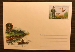 MOLDOVA 2006 Postal Stationery PSE Birds Pheasants Mint - Birds