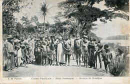 CONGO(OUBANGUI CHARI) TYPE(NUE) - Congo - Brazzaville