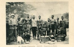 CONGO(BANGUI) TYPE(MANIOC) - Congo - Brazzaville