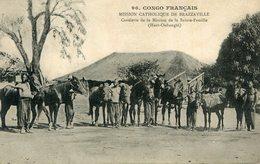 CONGO(OUBANGUI CHARI) TYPE - Congo - Brazzaville