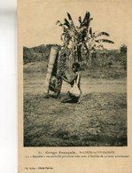 CONGO(SAINT LOUID DE L OUBANGUI) ARBRE(PALMIER) - Congo - Brazzaville