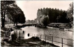 6GD 85. DUN SUR AURON - L' ABREUVOIR - Dun-sur-Auron