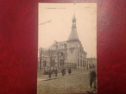 Champigny  La Mairie - France