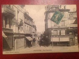 Angoulême Rue D'Aguesseau - Angouleme