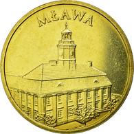 Monnaie, Pologne, Mlawa, 2 Zlote, 2011, Warsaw, TTB, Laiton, KM:788 - Pologne