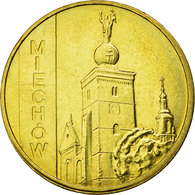 Monnaie, Pologne, City Of Miechow, 2 Zlote, 2010, Warsaw, TTB, Laiton, KM:760 - Pologne