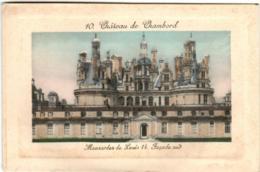 61kn 1833 CPA - CHATEAU DE CHAMBORD - MANSARDES DE LOUIS - Chambord