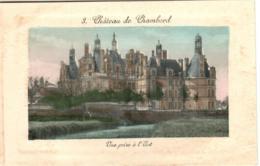 61kn 1837 CPA - CHATEAU DE CHAMBORD - VUE PRISE DE L'EST - Chambord