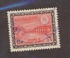 (Free Shipping*) USED STAMP - Saudi-Arabien