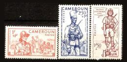Français Cameroun Défense 1942 Patrie - Camerun (1960-...)