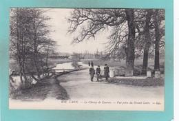 Old Post Card Of Le Champ De Courses,Caen,Calvados, Normandy, France Y72. - Caen